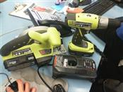 RYOBI TOOLS Combination Tool Set P504G/P271